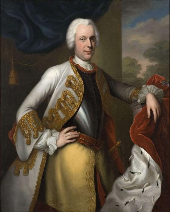 Король Адольф Фредрик. Бальтазар Деннер (Последователь)
