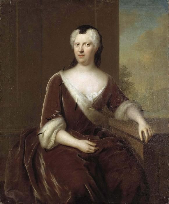 Фредрика Альбертина (1682-1755), герцогиня. Бальтазар Деннер (Приписывается)