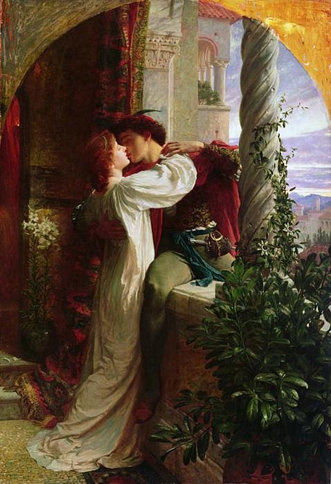Ромео и Джульетта. Сэр Фрэнк Бернард Дикси