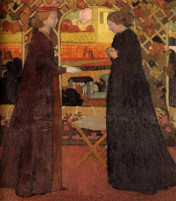 The Visitation. Maurice Denis