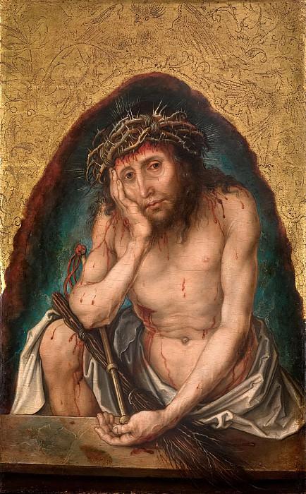 Man of Sorrows. Albrecht Dürer