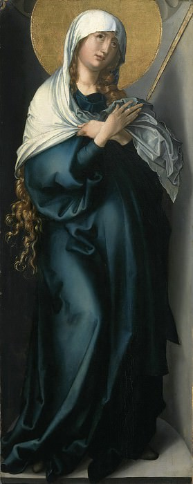 The Seven Sorrows of the Virgin. Albrecht Dürer