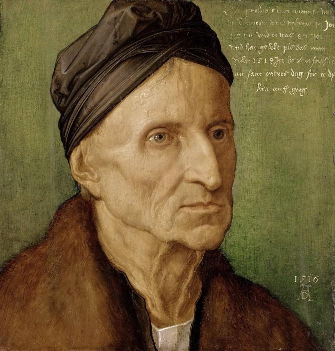 Michael Wolgemut (1434/37-1519). Albrecht Dürer