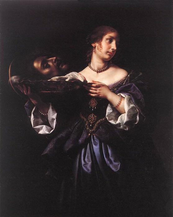 salome. Carlo Dolci