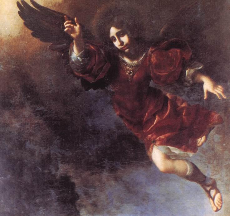 Ангел-хранитель. Карло Дольчи