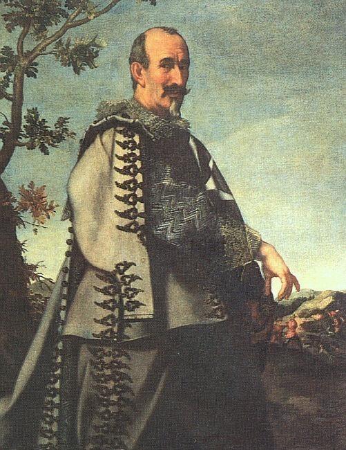 Self portrait. Carlo Dolci
