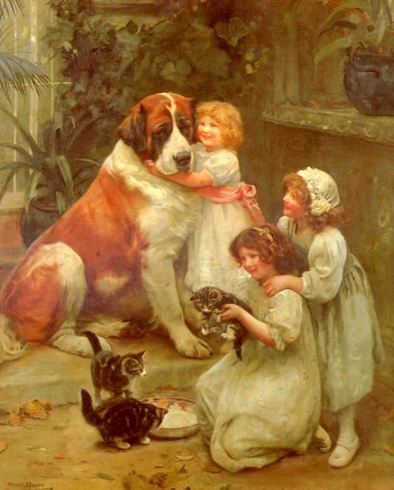 Family Favourites. Arthur John Elsley
