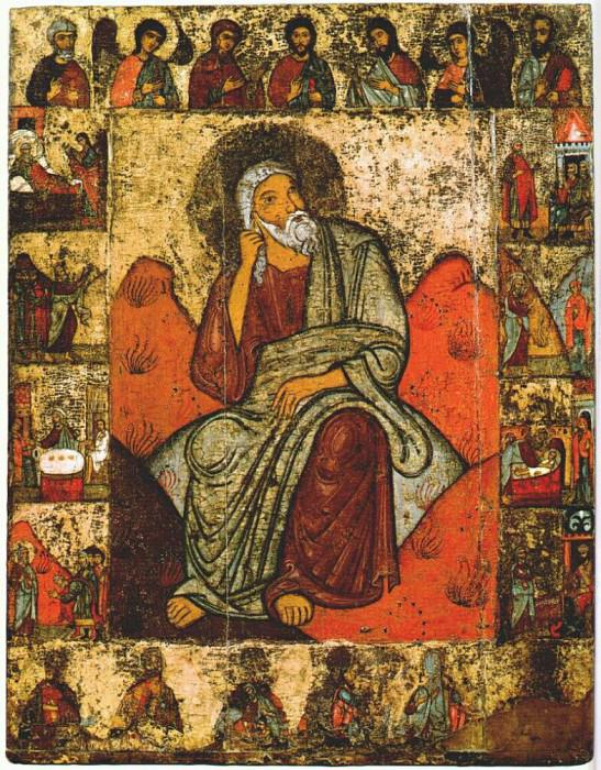 elijah-the-prophet c1300. Elijah-The-Prophet
