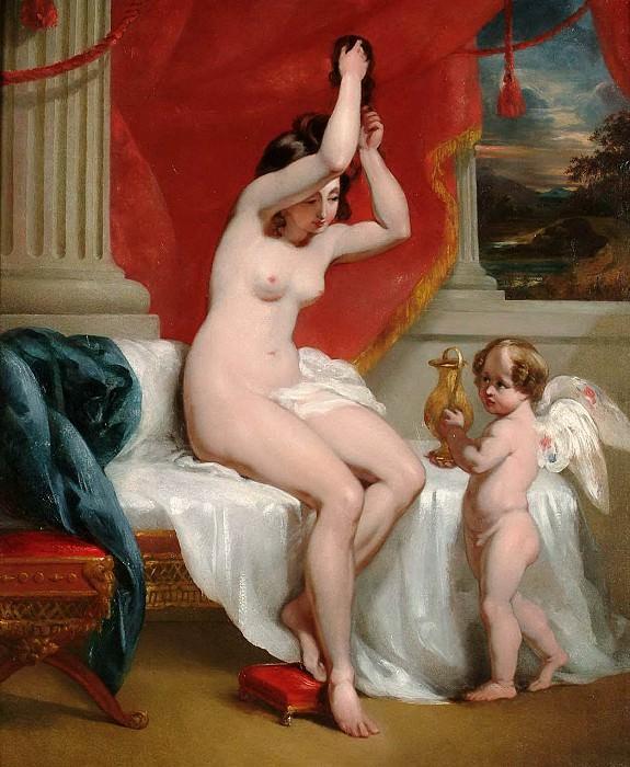 The Toilet of Venus. William Etty