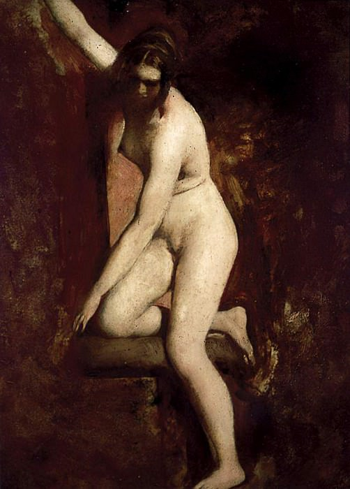 Female Nude. William Etty