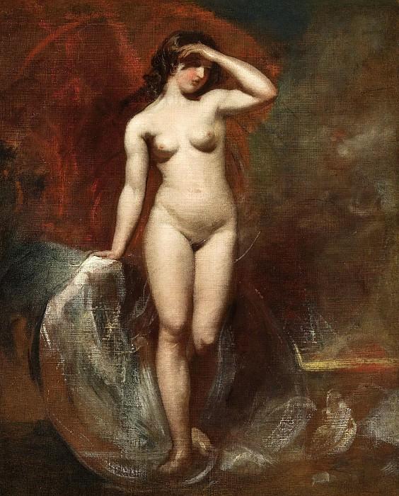 The Birth of Venus. William Etty
