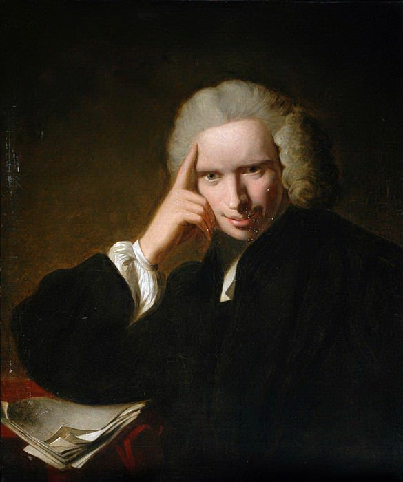 Laurence Sterne. William Etty