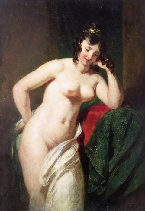 Nude. William Etty