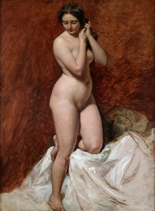 Nude. William Etty