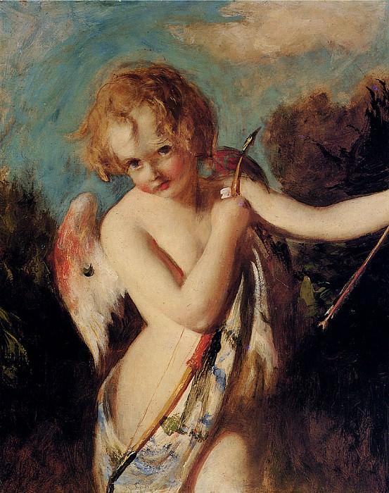 Cupid. William Etty