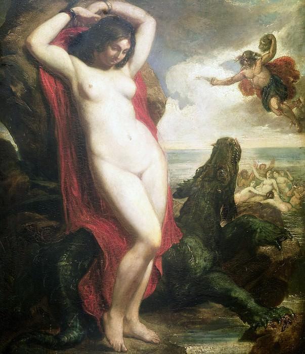 Персей и Андромеда. Уильям Этти