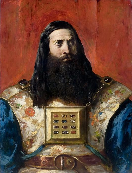 Aaron the High Priest. William Etty
