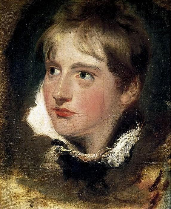 Чарльз Баринг Уолл (копия работы Томаса Лоуренса). Уильям Этти