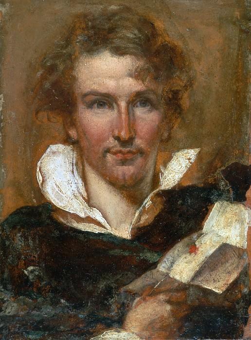 Self-Portrait. William Etty