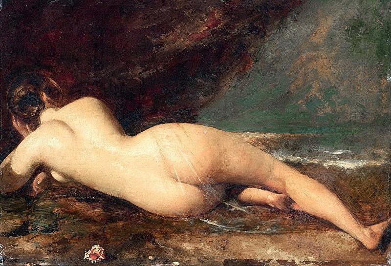 Reclining Nude. William Etty