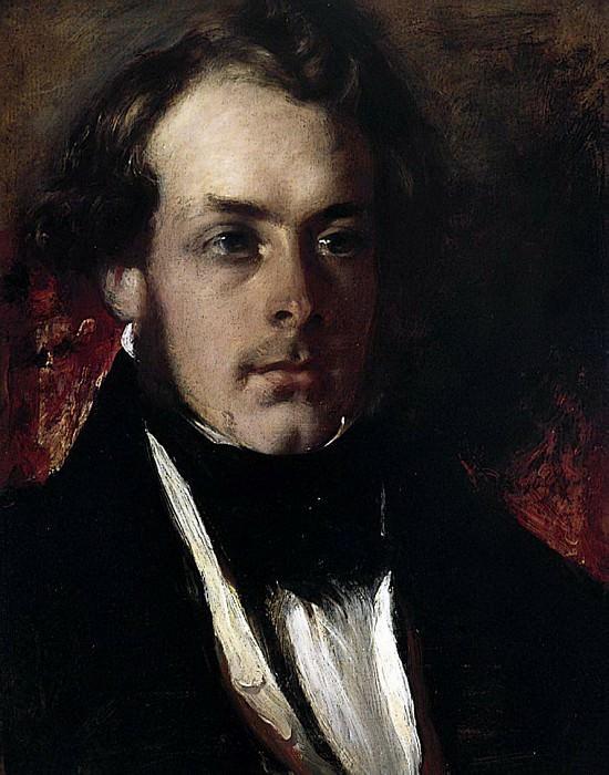 Portrait of John Harper. William Etty