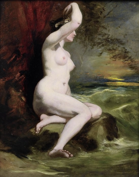 Ariadne. William Etty
