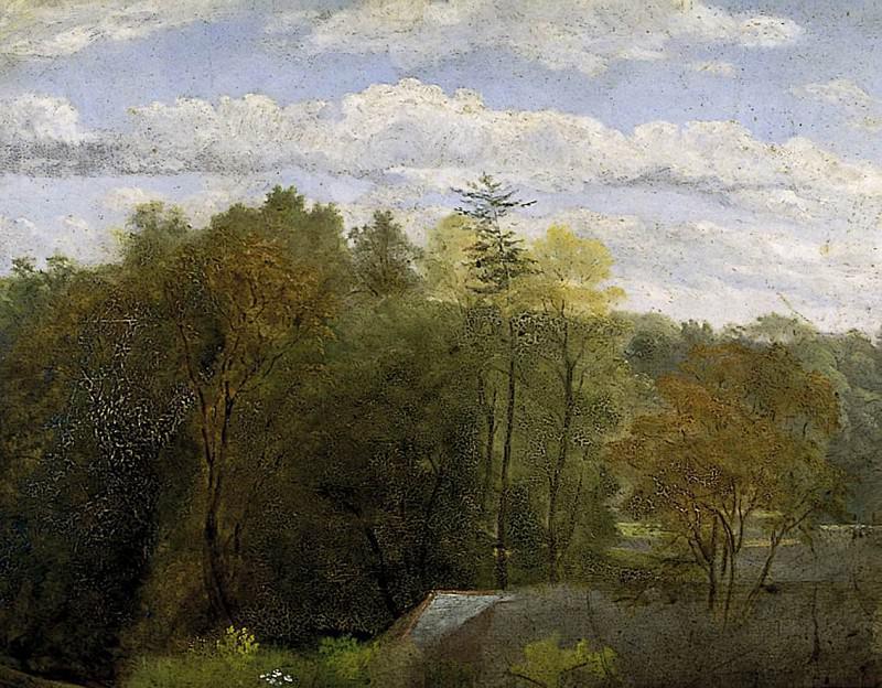 Landscape. William Etty