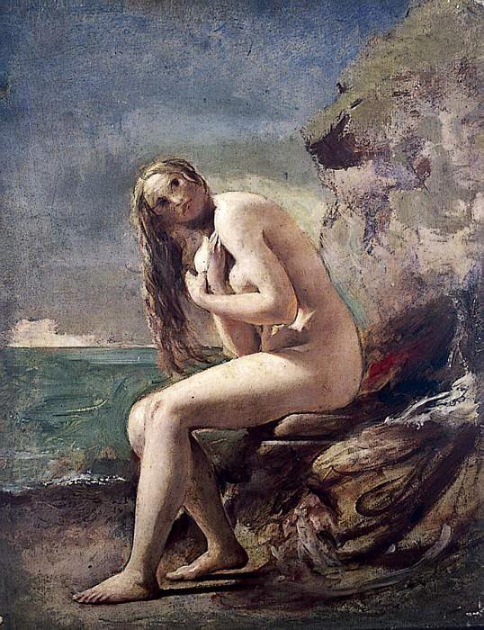 Female Nude. William Etty