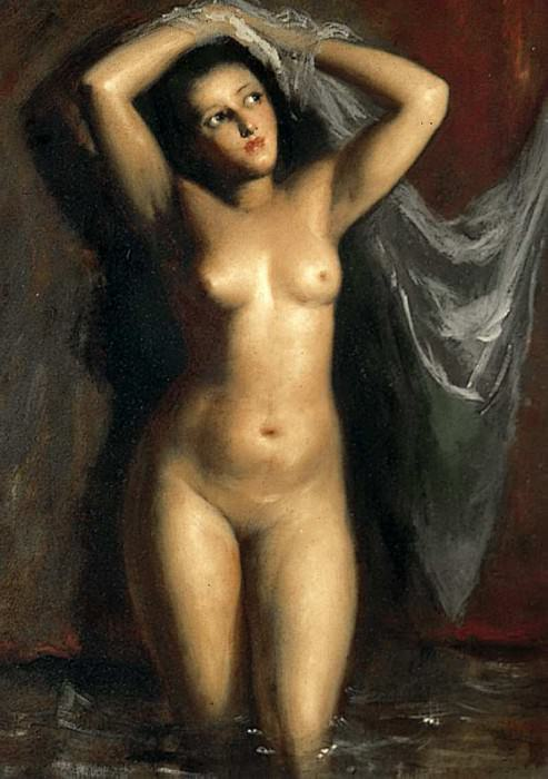 The Indian Girl. William Etty