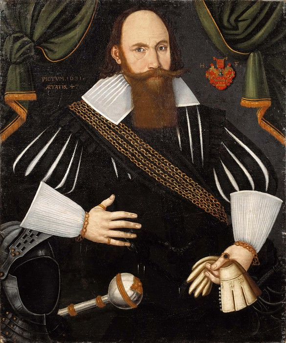Henrik Fleming (1584-1650). Jacob Heinrich Elbfas