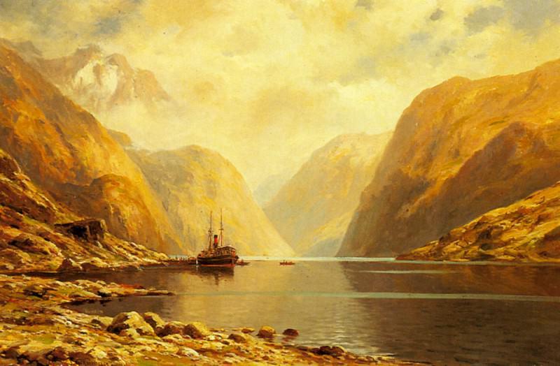 Eckenbrecher Themistocles Von Naero Fjord. Themistocles Von Eckenbrecher