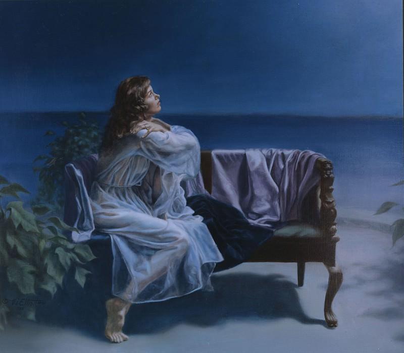 nocturne. Virgil Elliott