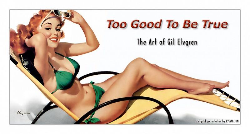 PYG GE 001 Simoniz Advertisement 1960s. Джил Элвгрен