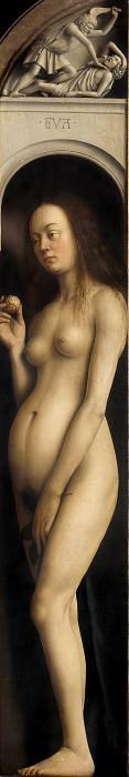 Eve. Jan van Eyck