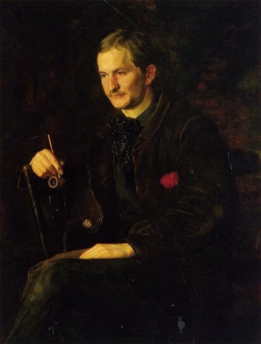 #08681. Thomas Eakins