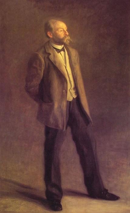 John McLure Hamilton. Thomas Eakins