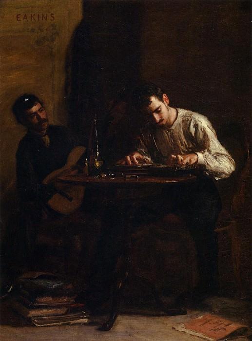 #08667. Thomas Eakins