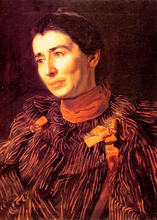 Mary Adeline Williams. Thomas Eakins