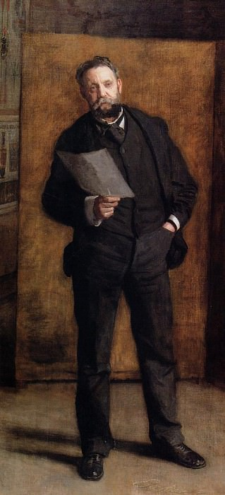 #08655. Thomas Eakins