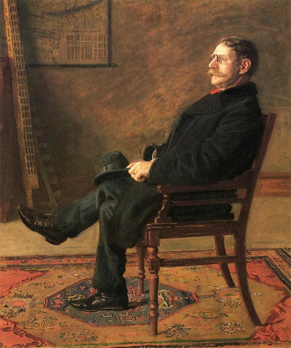 #08631. Thomas Eakins