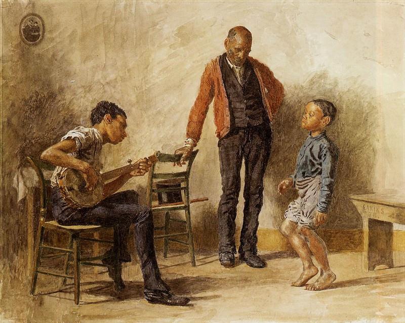#08683. Thomas Eakins