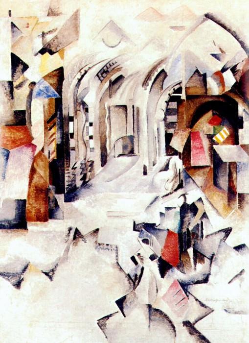 composition (genoa) 1912-14. Exter