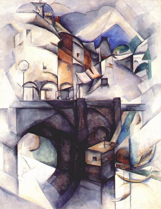 bridge (sevres) 1912. Exter