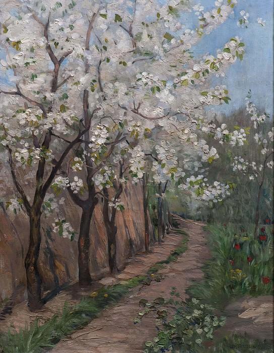 Cherry Blossom. Ingeborg Eggertz