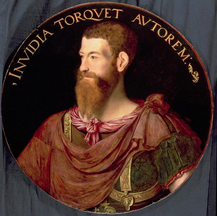 Henry Fitz Alan, 24th Earl of Arundel (1512-1580). Hans Eworth (Ewoutsz)