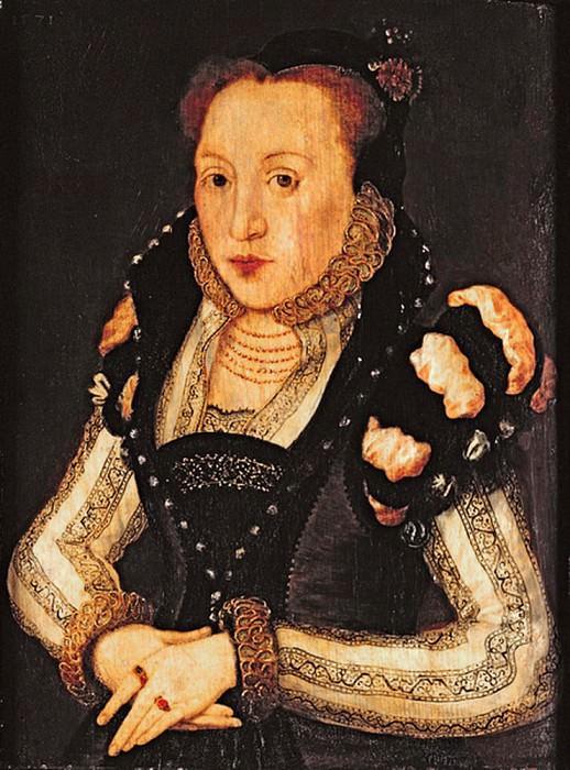 Lady Mary Grey (1545-1578). Hans Eworth (Ewoutsz)