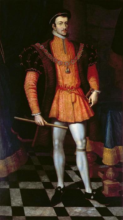Томас Говард, 4-й герцог Норфолка. Ганс Эворт