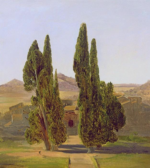 Subiaco, Convent of Santa Scholastica. Sir Charles Lock Eastlake