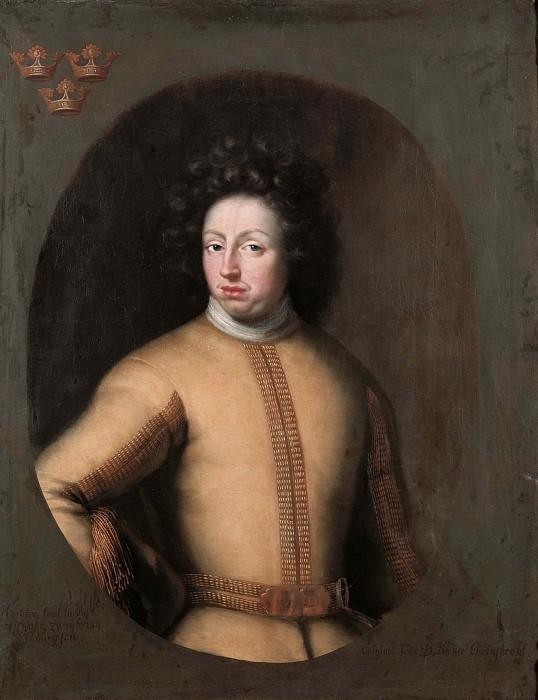 Karl XI (1655-1697), king of Sweden, palace tomb of Zweibrücken. David Klöcker Ehrenstråhl (Attributed)