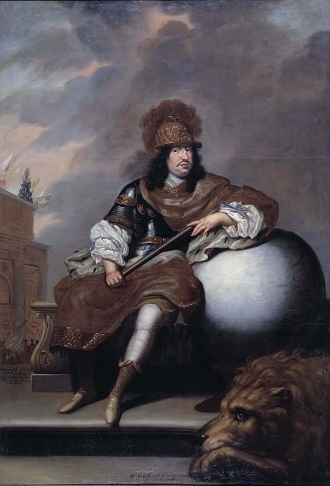 Karl X Gustav (1622-1660), king of Sweden, pfalzgreve of Zweibrücken. David Klöcker Ehrenstråhl (After)